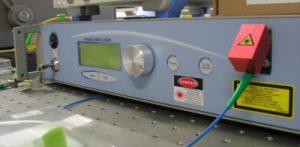 Raman scattering in optical fibers
